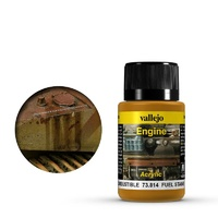Vallejo Weathering Effects Fuel Stains 40 ml