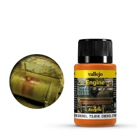 Vallejo Weathering Effects Diesel Stains 40 ml