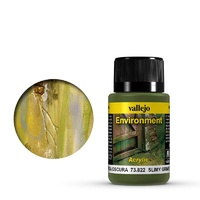 Vallejo Weathering Effects Slimy Grime Dark 40 ml