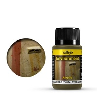 Vallejo Weathering Effects Streaking Grime 40 ml