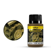 Vallejo Weathering Effects Mud and Grass Effect 40 ml