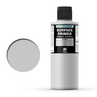 Vallejo 74601 Surface Primer Color Grey 200 ml