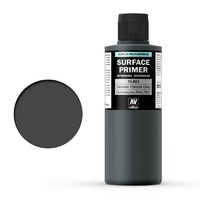 Vallejo Surface Primer 200mL German Panzer Grey 74603