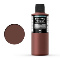 Vallejo Surface Primer German Red Brown 200 ml