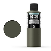 Vallejo Surface Primer 200mL Russian Green 4Bo 74609