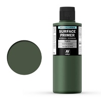 Vallejo Surface Primer 200mL NATO Green 74612