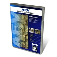 Vallejo DVD - Mig AFV Techniques with acrylics - NTSC -