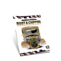 Vallejo 75011 Book Rust & Chipping