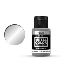 Vallejo Metal Color Pale Burnt Metal 32ml Acrylic Paint