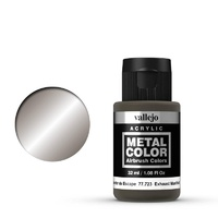 Vallejo 77724 Metal Color Silver 32ml Acrylic Paint