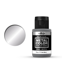 Vallejo 77725 Metal Color Gold 32ml Acrylic Paint