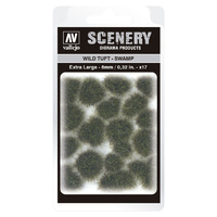 Vallejo SC422 8mm Wild Tuft - Swamp Diorama Accessory