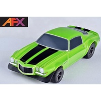 AFX Camaro RS-350 Green