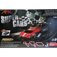 "AFX Super Cars Ford GT'¬""¢S Set AX22005"