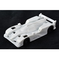 AFX Mega-G+ Audi R18 Paintable Slot Car