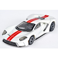 AFX Ford Super GT White/ Red