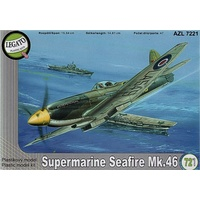 Legato 1/72 Supermarine Seafire Mk.46 7221 Plastic Model Kit