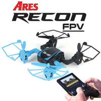 Ares Recon FPV Quad w/ Screen on TX