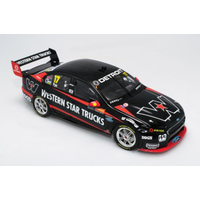 Biante 1/18 Ford FGX Falcon Supercar Aus Grand Prix Coates Hire V8SC Challenge Western Star Trucks Scott Pye