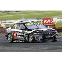 Biante 1/18 Holden ZB Commodore - Wilson Security Racing GRM 2018 Sandown Retro - Golding/Muscat Diecast Car