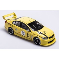 Biante 1/43 Holden VF Commodore Supercar - 1968 Bathurst Winner Retro Livery