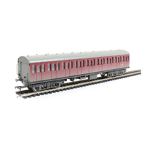 Branchline OO BR 57ft BR Mk.I Suburban Coach 2nd BR Red BAC-34609