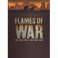 Flames of War Rulebook (LW Ed 128p A4 HB) FW009