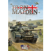 Team Yankee 1/100 Iron Maiden (48pg) FW907