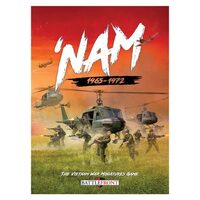 Flames of War 1/100 'Nam: The Vietnam War Miniatures Game FW910