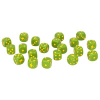 Team Yankee Australian Dice Set TAU900