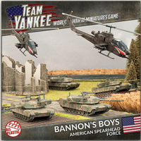 Team Yankee 1/100 Bannon's Boys (Army Deal - original) TUSAB1
