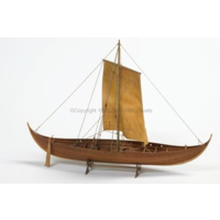 Billings 1/25 Viking Roar Ege Wooden Model Ship