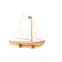 Billings 1/20 Torborg Sail Boat Wooden Model Ship