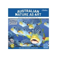 BOpal - Aus Geo Oblique-banded Sweetlips 1000pc