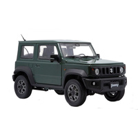 1/18 Jungle Green Suzuki Jimny (JB74) Right Hand Drive