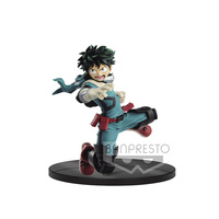 Ban Presto My Hero Academia The Amazing Heroes Volume 10 Izuku Midoriya