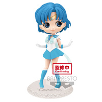 Banpresto The Movie [Sailor Moon Eternal] Q Posket-Super Sailor Mercury-(VER.B)
