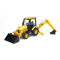 Bruder 1/16 JCB MIDI CX Backhoe Loader BR02427