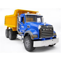 Bruder 1/16 Mack Granite Tip Up Truck BR02815