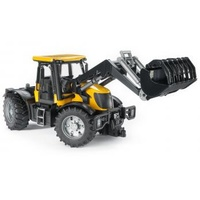 Bruder 1/16 JCB Fastrac 3220 Tractor With Frontloader