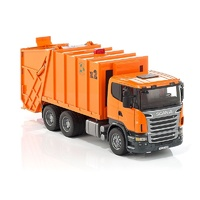 Bruder 1/16 Scania R-Series Garbage Rear Loading Truck BR03560