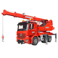 Bruder 1/16 MB Arocs Crane Truck With L&S Module