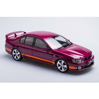 Biante 1/18 FPV BF GT - Menace With Orange Stripes Diecast Car