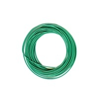 Brawa Copper Wire 0.14mm^2, 10m coil, Green BR3103