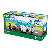 Brio Airplane Boarding Set 5pce B33306
