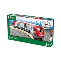 Brio Travel Train 5 Pieces