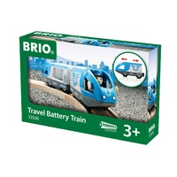 Brio Travel Battery Train 3 Pieces