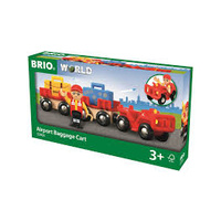 Brio Airport Baggage Cart 33893