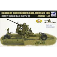 Bronco 1/35 Canadian 40mm Bofors BRO-35028
