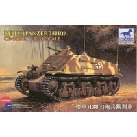Bronco CB35003 1/35 Befehlpanzer 38H(f) Plastic Model Kit